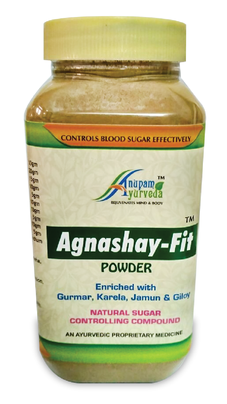 Agnashay Fit-Powder